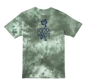 RVCA Ανδρική κοντομάνικη μπλούζα